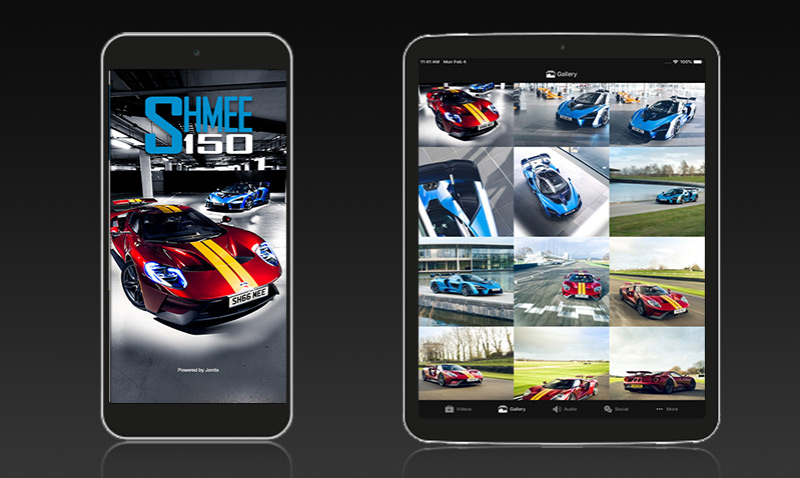 Shmee150 Mobile Apps